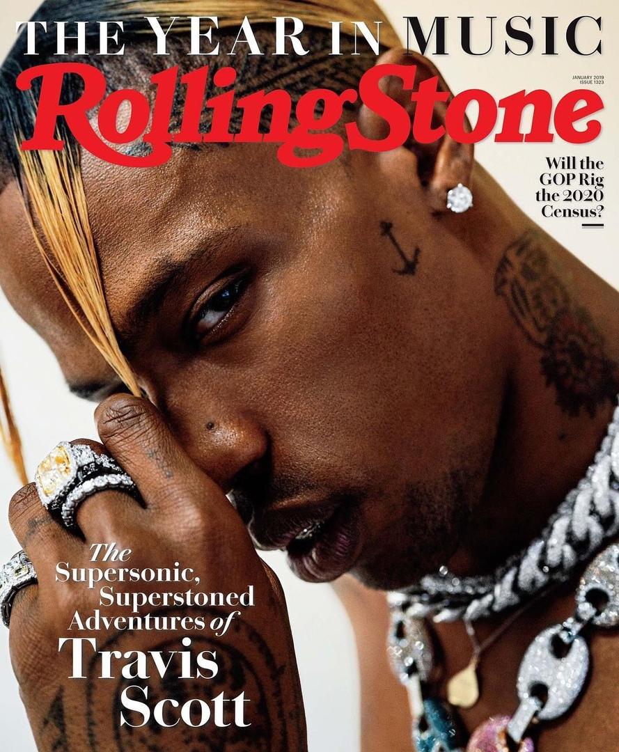 Трэвис Скотт: На орбите с новой хип-хоп суперзвездой