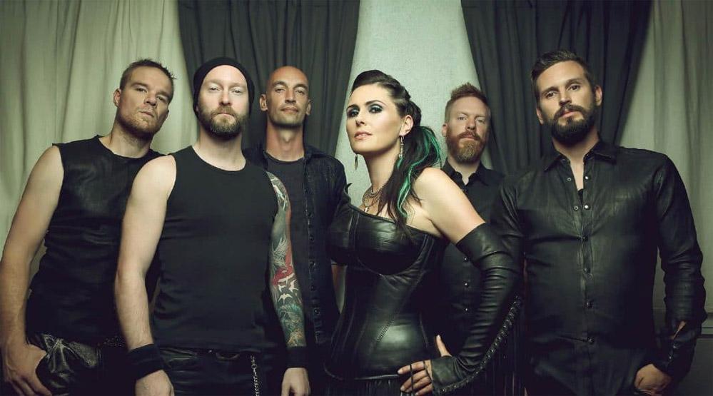 Within Temptation: Holy Ground - перевод песни