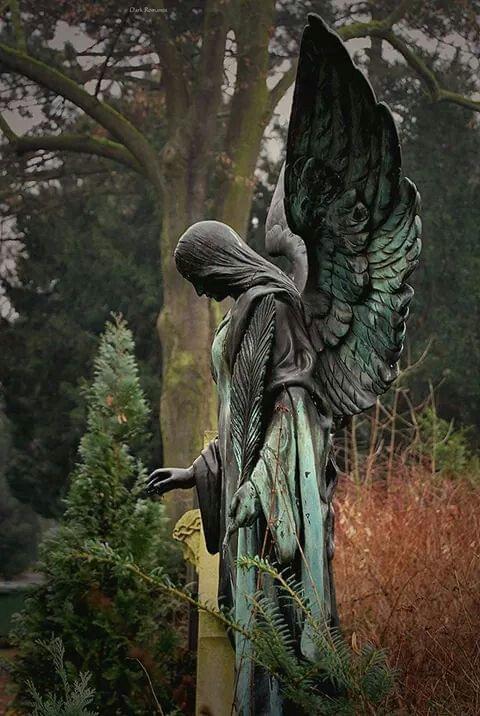 Кладбищенский ангел