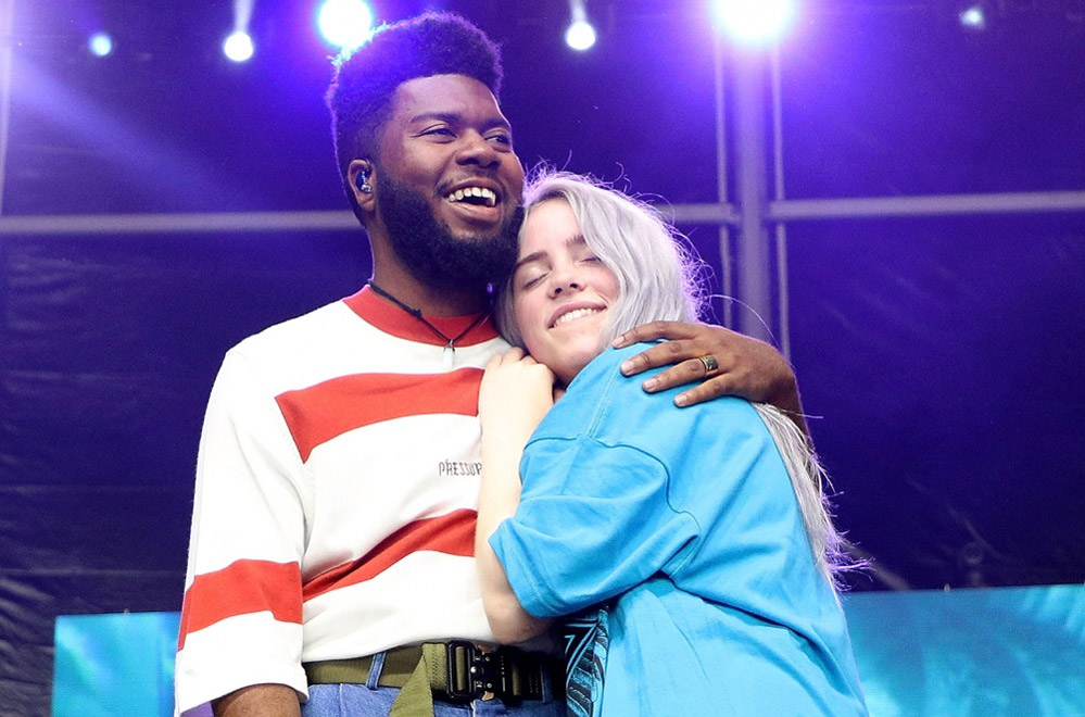 Billie Eilish & Khalid: lovely - перевод песни