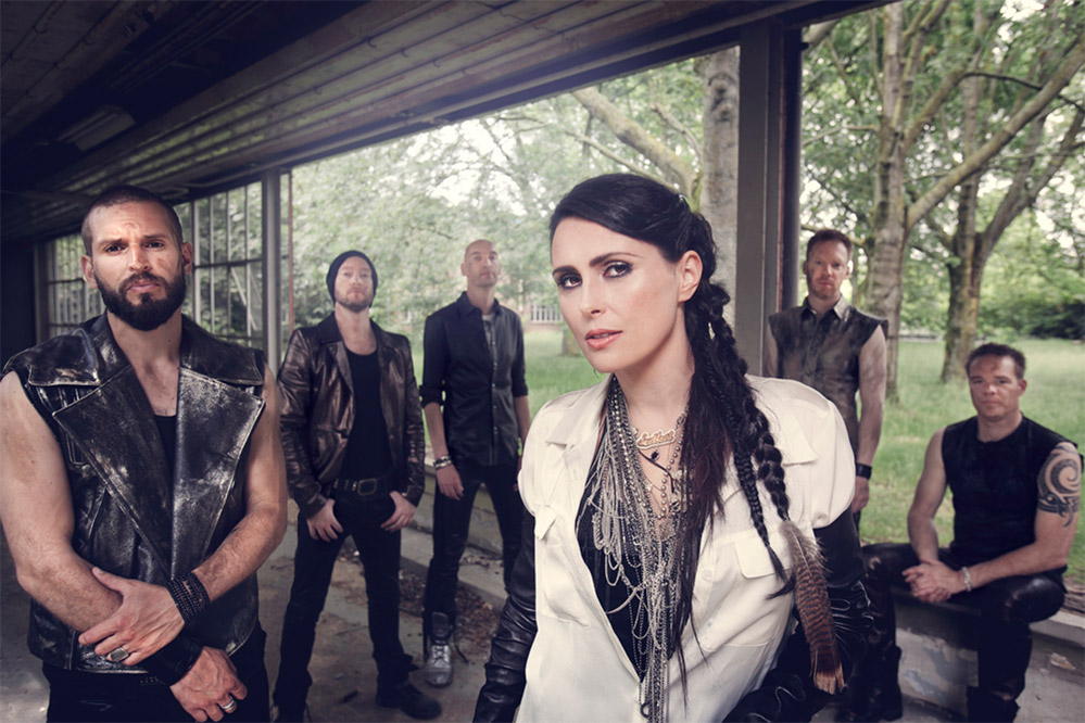 Within Temptation: Trophy Hunter - перевод песни