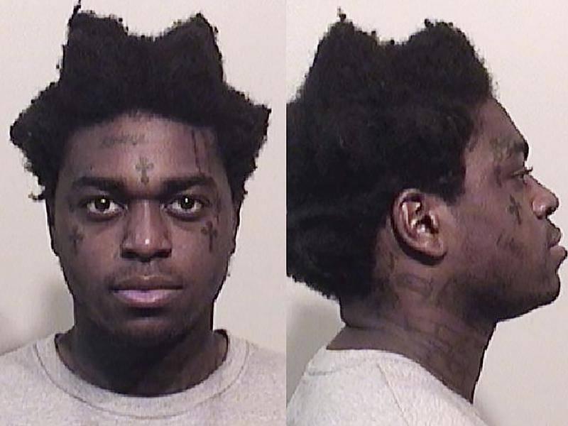 Kodak Black снова арестован за хранение оружия