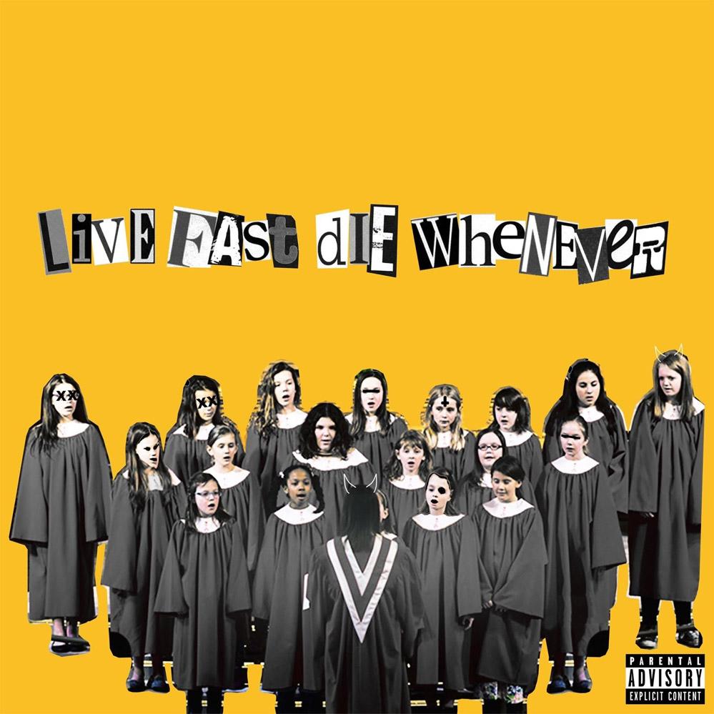 Live Fast, Die Whenever - перевод всех песен альбома