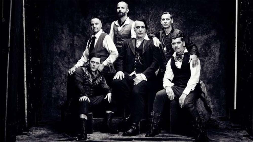 Rammstein: ZEIG DICH - перевод песни