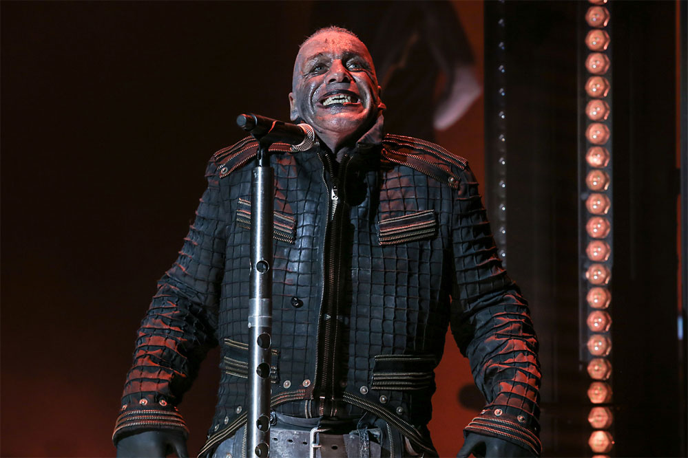 Rammstein: HALLOMANN - перевод песни