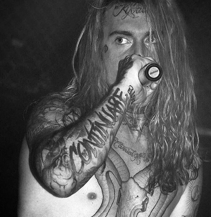 Ghostemane: I duckinf hatw you - перевод
