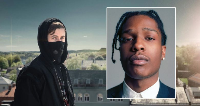 Alan Walker & A$AP Rocky: Live Fast - перевод песни