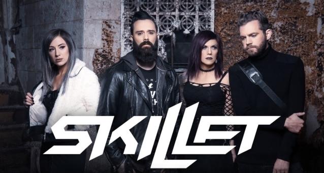 Skillet: Rise Up - перевод песни