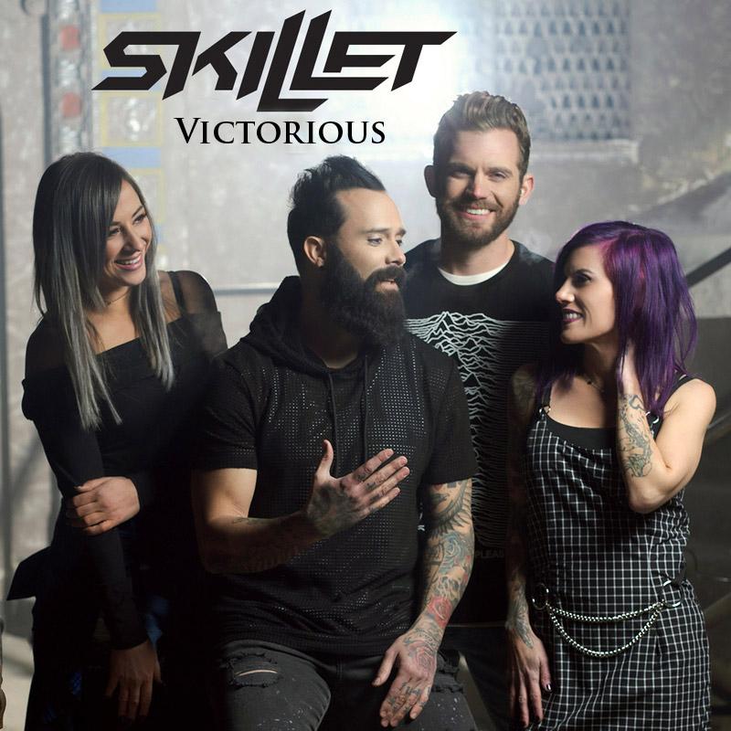 Skillet: Victorious - перевод песни
