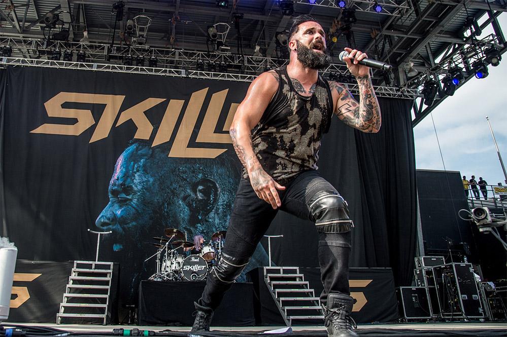 Skillet: Legendary - перевод песни