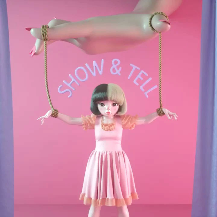 Melanie Martinez: Show & Tell - перевод песни