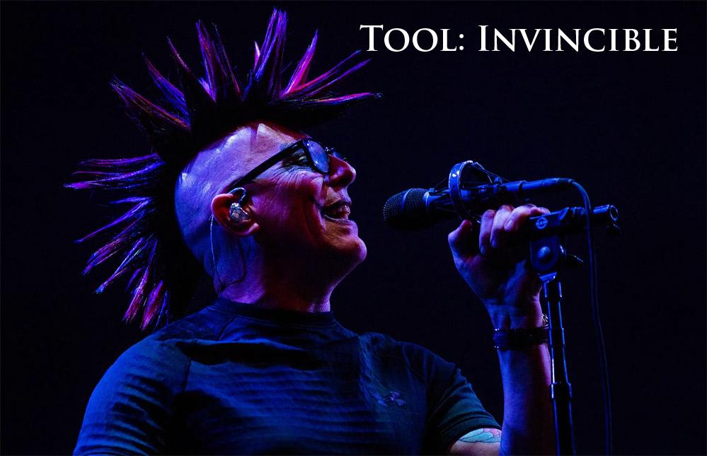 Tool: Invincible - перевод песни