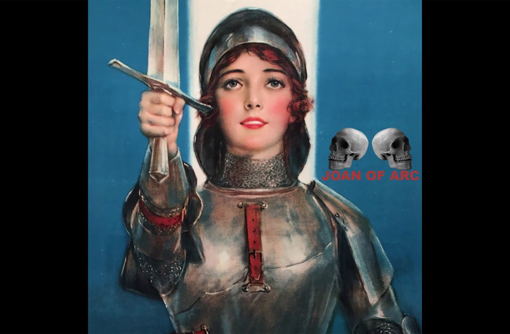 Night Lovell: Joan of Arc ft $UICIDEBOY$ - перевод