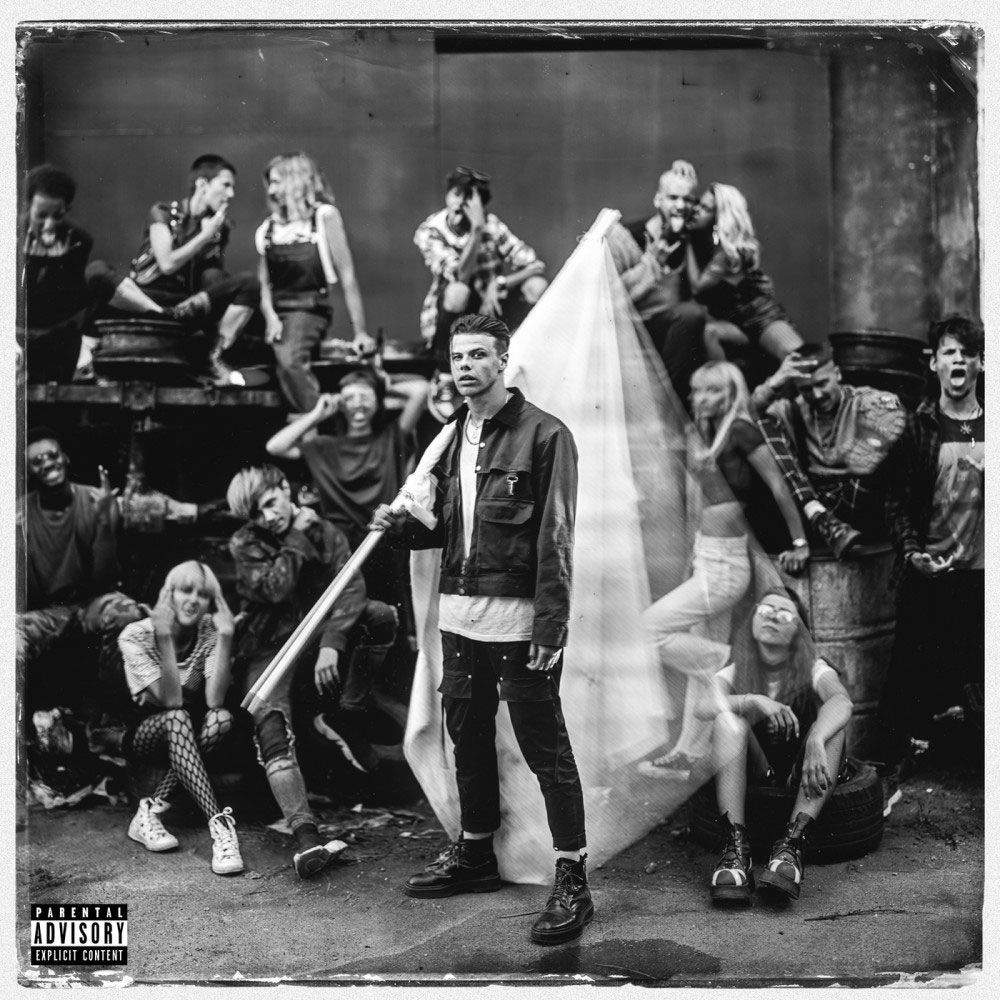 Yungblud: альбом the underrated youth - перевод всех песен