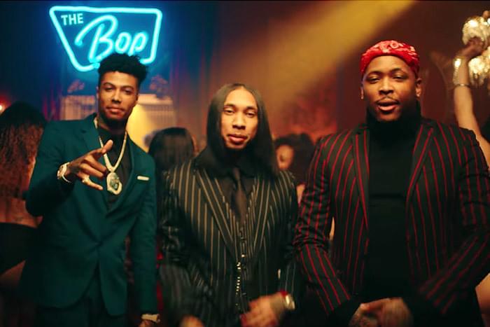 Tyga, YG & Blueface: Bop - перевод песни