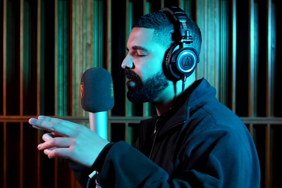 Drake: Behind Barz (Link Up TV Freestyle) - перевод
