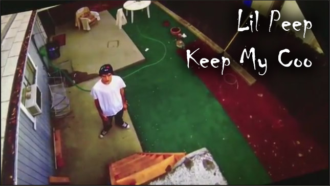 Lil Peep: Keep My Coo - перевод