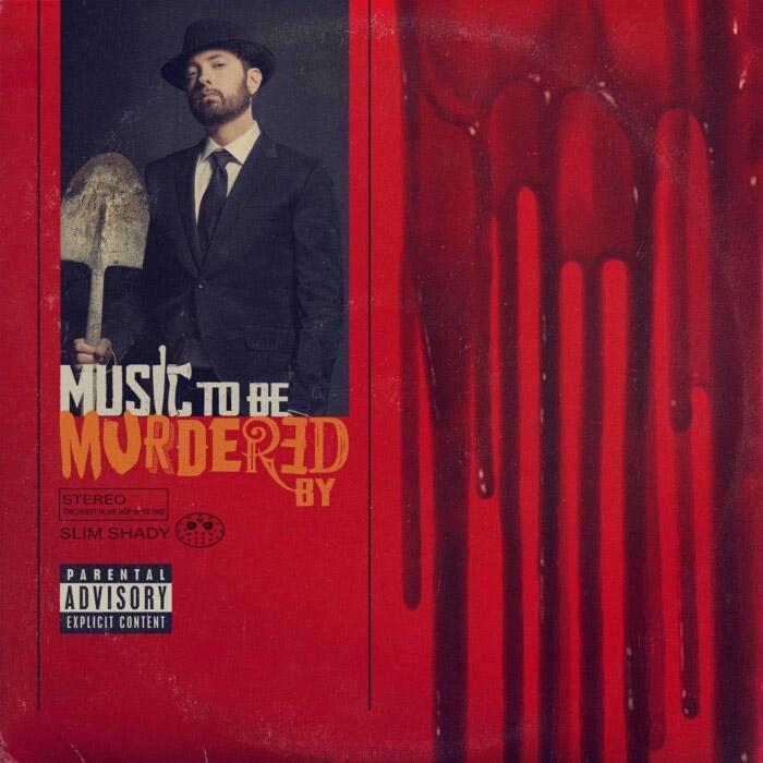 Eminem: альбом Music to Be Murdered By - перевод песен