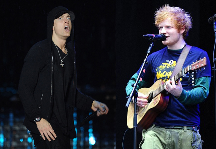 Eminem: Those Kinda Nights ft Ed Sheeran - перевод