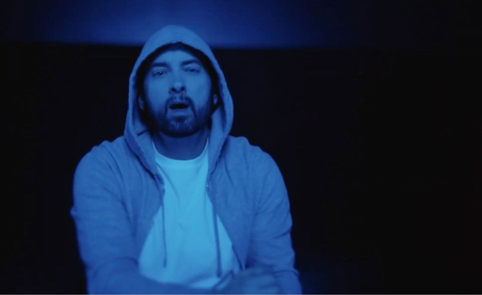 Eminem: Darkness - перевод песни