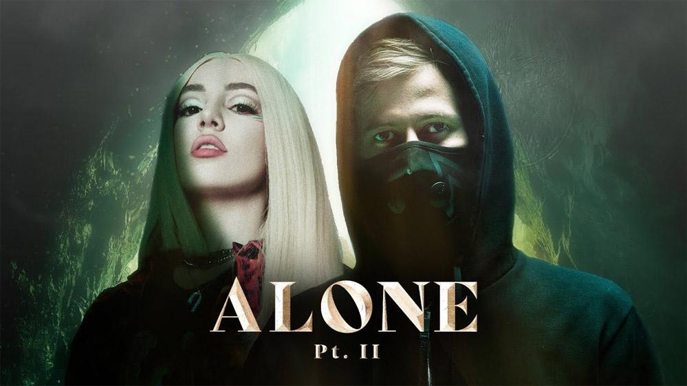 Alan Walker & Ava Max: Alone, Pt. II - перевод