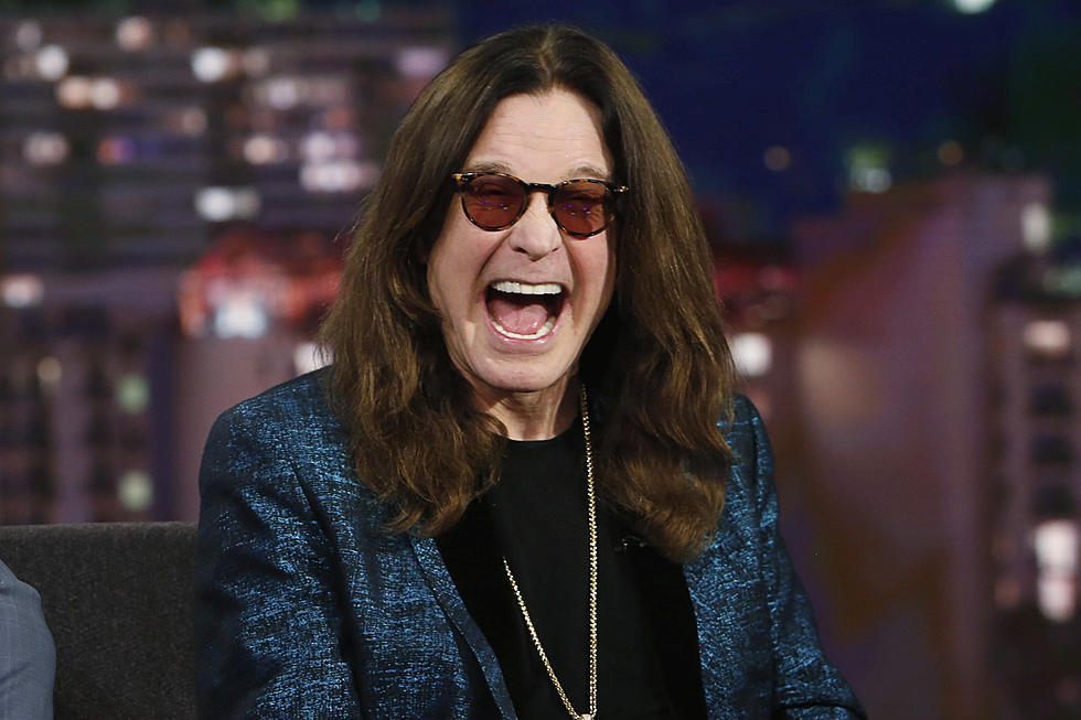 Ozzy Osbourne: Scary Little Green Men - перевод