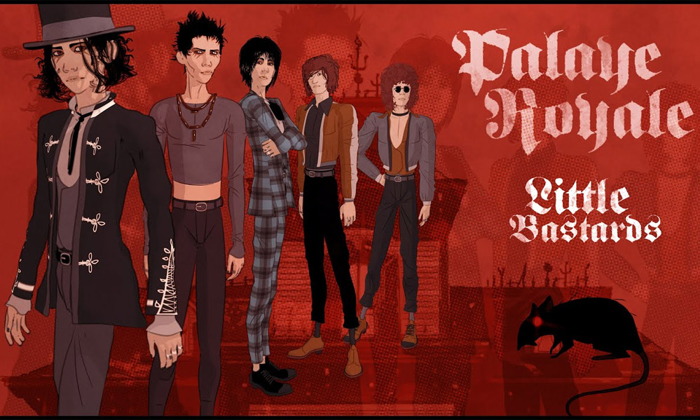 Palaye Royale: Little Bastards - перевод песни