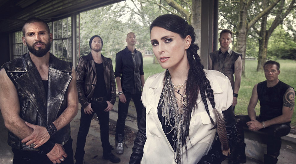 Within Temptation: Entertain You - перевод