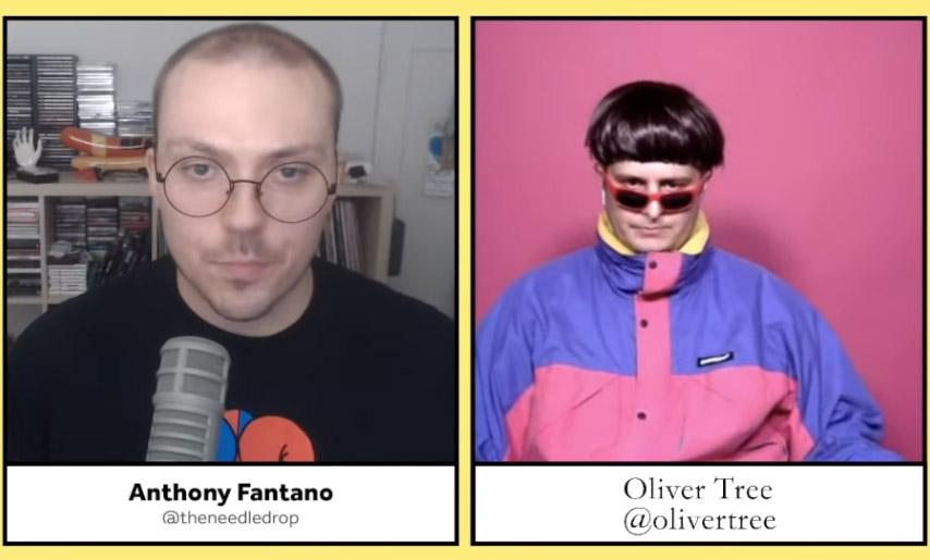 Oliver Tree — интервью у Энтони Фантано (Anthony Fantano)