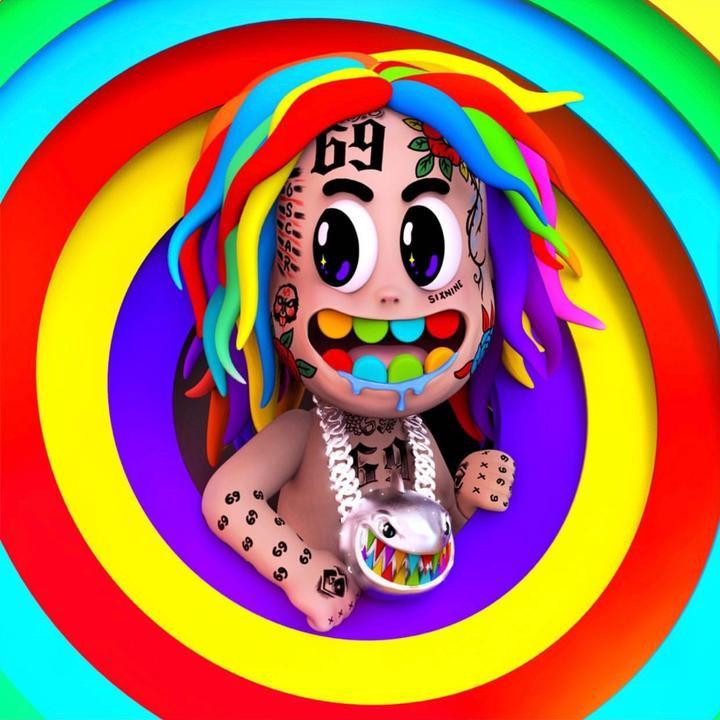 6ix9ine: альбом TattleTales - перевод всех песен