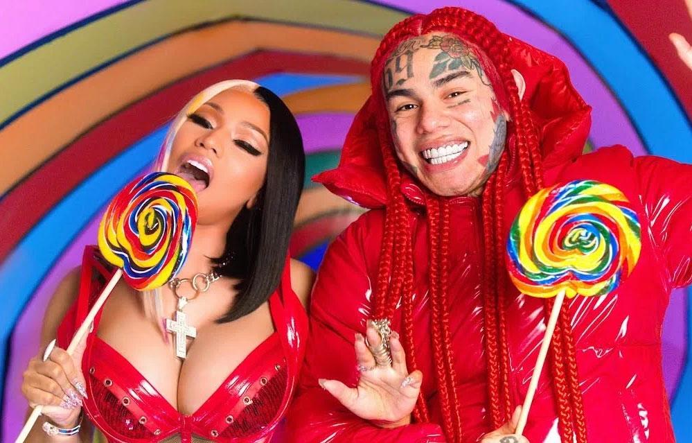 6ix9ine & Nicki Minaj: TROLLZ - перевод