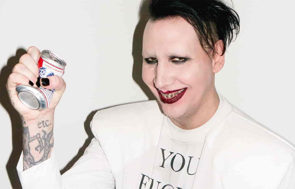 Marilyn Manson: RED BLACK AND BLUE - перевод