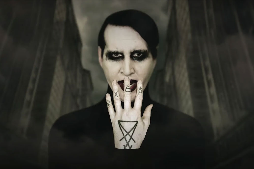 Marilyn Manson: HALFWAY & ONE STEP FORWARD - перевод