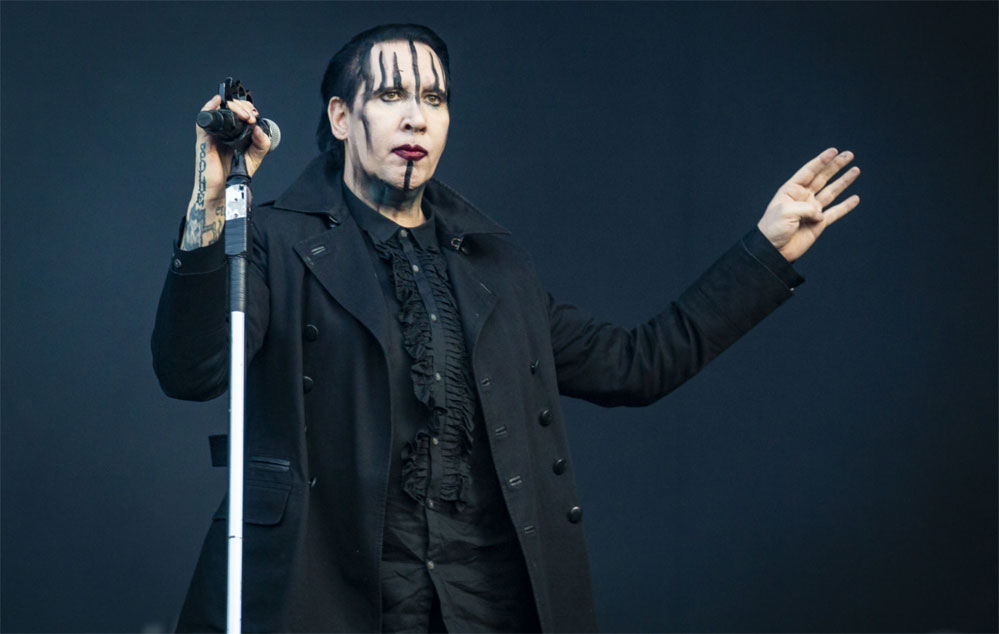 Marilyn Manson: BROKEN NEEDLE - перевод