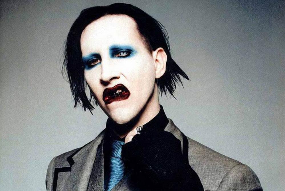 Marilyn Manson: PERFUME - перевод песни