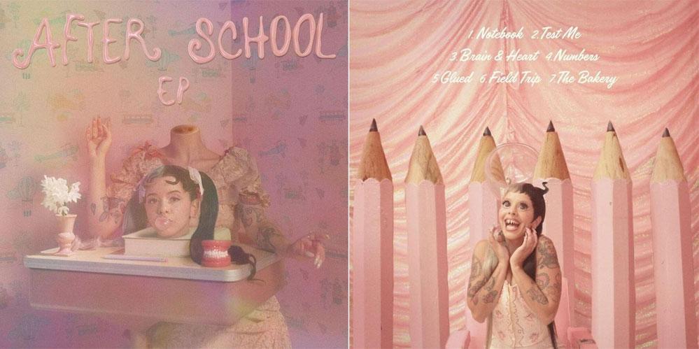 Melanie Martinez: альбом After School - перевод всех песен
