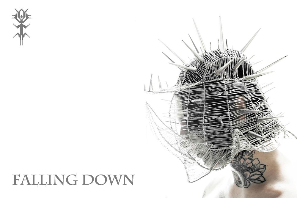 Ghostemane: Falling Down - перевод песни