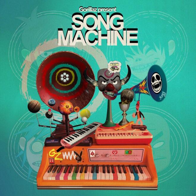 Gorillaz: альбом Song Machine, Season One: Strange Timez