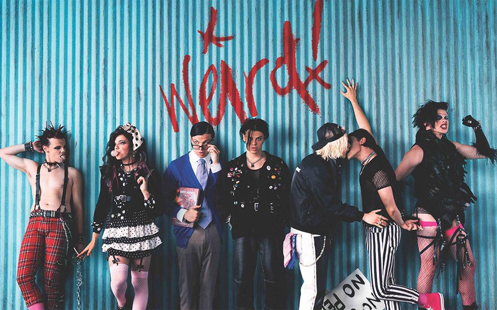 Yungblud: альбом weird! - перевод всех песен