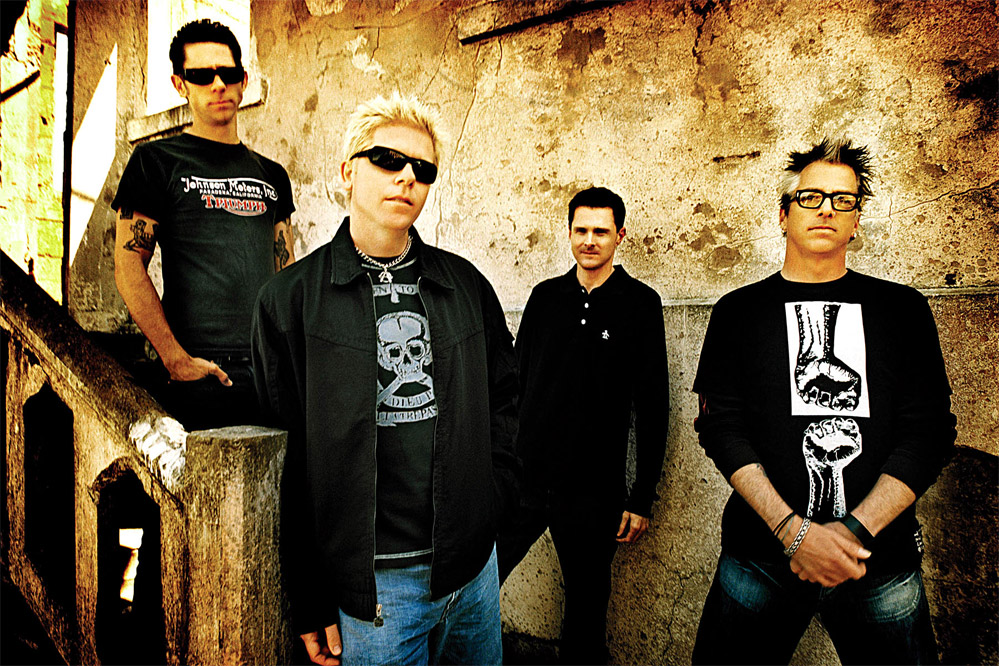 The Offspring: This Is Not Utopia - перевод