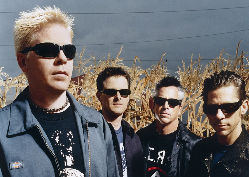 The Offspring: Behind Your Walls - перевод