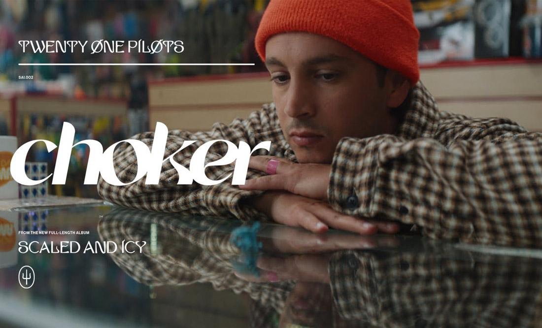 Twenty One Pilots: Choker - перевод