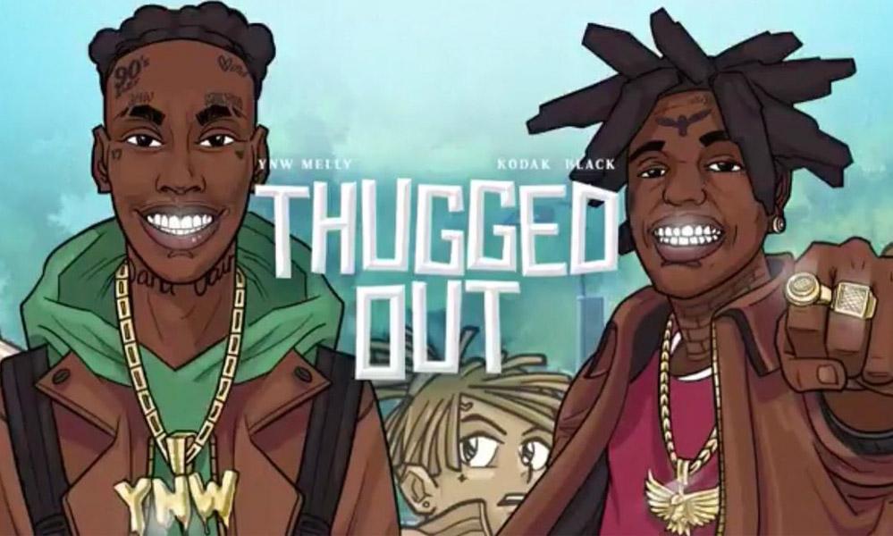 YNW Melly: Thugged Out ft Kodak Black - перевод
