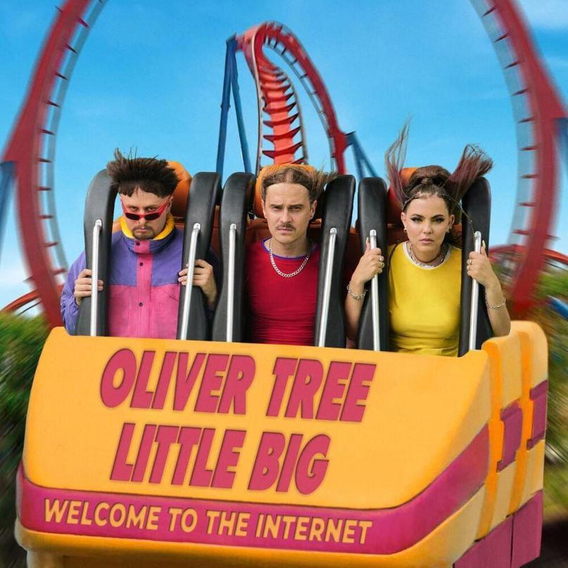 Oliver Tree & Little Big: альбом Welcome To The Internet - перевод всех песен